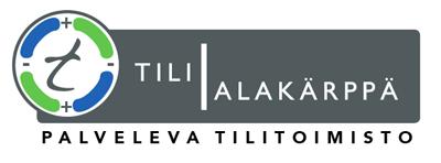 Logo: Tilialakärppä Oy - Palveleva tilitoimisto