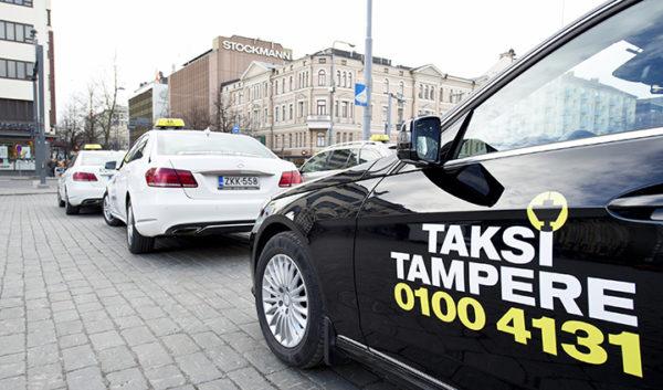 Taksiala: Mitä saa vähentää verotuksessa?