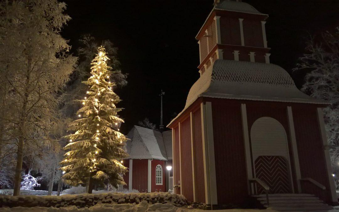 Mukavaa joulun aikaa ja rauhallista joulua